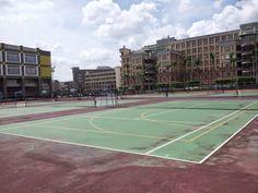 網球場的路上。to the tennis court: 「網球場的路上」攝影徵件 - 作品017