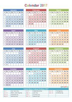 2019 Printable Calendar Yearly Calendar Pinterest