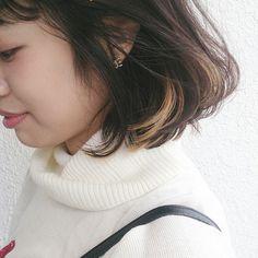 野崎 秀幸 / HEAVENS Hair Inspo, Hair Inspiration, Japanese Hairstyle, Grow Hair, Dyed Hair, Cool Hairstyles, Short Hair Styles, Hair Makeup, Hair Color