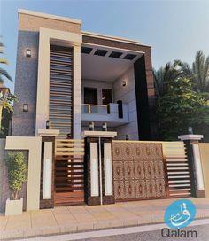 Architecture Board, Modern Architecture, Le Riad, Bungalows, Garage Doors, House Design, 3d, Outdoor Decor, Ideas