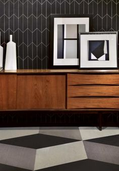 Lea Ceramiche patterned floor tiles