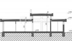katalogové projekty rodinných domov - Linear 324 House Plans Mansion, Modern Bungalow House, Contemporary Houses, Exterior, House Design, Mansions, Home Decor, Houses, Contemporary Homes