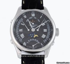Watchdeal KG - Longines The Longines Master Collection Retrograde Moon Phases L2.739.4.51.7