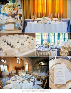 The Loggia room - The Prado at Balboa Park Wedding by Cary Pennington Photography