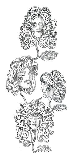 Illustration on Behance