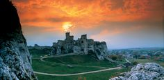 castle poland - Google Search