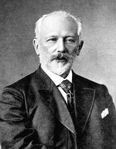 Pyotr Tchaikovsky [Петръ Ильичъ Чайковскiй] (1840-1893), photograph (1893), by Philip George Barraud (1859-1929).