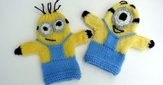 You will need Approx double knitting wool in blue Approx double knitting wool in yellow Oddments of black, grey and white& Baby Cardigan Knitting Pattern Free, Knitting Wool, Sweater Knitting Patterns, Double Knitting, Baby Knitting, Knit Patterns, Amigurumi Patterns, Puppet Patterns, Doll Patterns