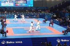 Baku 2015 karate #Baku2015