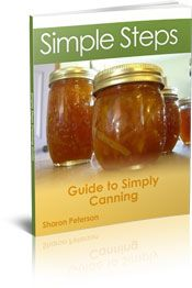 canning guide~ good website and info
