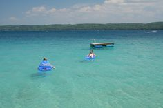 Torch Lake, MI..a taste of the Caribbean in the US! I wanna go!!