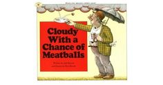Cloudy with a Chance of Meatballs Book Review