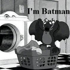 Batman Stitch