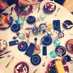 Breakfast @ Norma's in Le Parker Meridien NYC