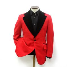 Palm Beach Dinner Jacket Red now featured on Fab.