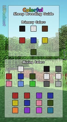 Minecraft Hack, Minecraft Sheep, Images Minecraft, Minecraft Banners, Cute Minecraft Houses, Minecraft Decorations, Minecraft Tutorial, Minecraft Blueprints, Minecraft Memes