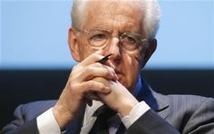 Italian Prime Minister Mario Monti says he opposes same-sex marriage and adoption, wading into an increasingly fraught debate in the home of Roman Catholicism a month before an election in which he is seeking a second term. (via Reuters)