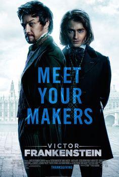Victor Frankenstein - November 25, 2015