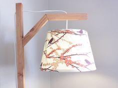 Nature Inspired Floor Lamp