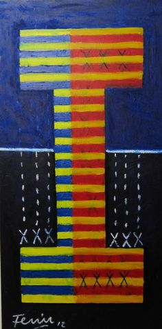 To-Save-the-village Fatu Feu'u New Zealand Art, Nz Art, Level 3, Painting Patterns, Geometric Shapes, Art Gallery, Flag, Artists, Art Museum