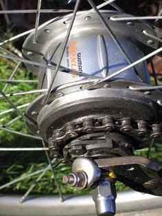 Shimano nexus inter-8 hub gears: shimano nexus inter-8 hub gears