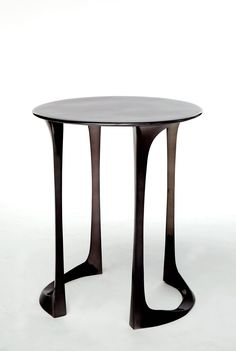 Bronze side tables by Anasthasia Millot ©2013 2