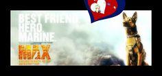 Best Friend, Hero, Marine and movie! http://max-themovie.com #FM #MeatlessMonday #solar #YearInSpace #Hillary2016
