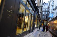 Un dimanche à Paris - Best hot chocolate