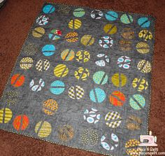 Wonky Baby ~ A Baby Quilt