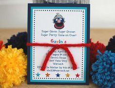 Super Grover Rave