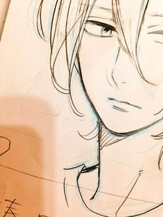 Yamamori Mika sketch