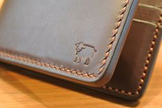 Leather Wallet Mens Leather Wallet Handmade Bifold Leather