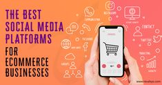 #Revalsys #CreatingPossibilities #Ecommerce #SocialMedia Our latest blog post: The Best Social Media Platforms For Ecommerce Businesses Corporate Presentation, Ecommerce, Communication, Platform, Social Media, Good Things, Business, Heel, Store