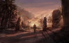Baan Dar's realm