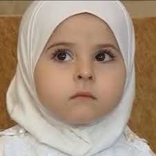 Image result for muslim cute baby in hijab
