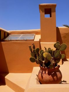 Oliver's Moraccan Riad in Marrakech via @Apartment Therapy