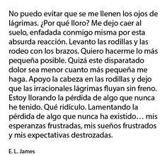 #frases en #espanol..que ridiculo...llorar por algo que nunca he tenido...