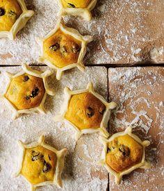 - italian Casadinas - ricotta tarts