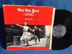 Vintage West Side Story  Original Soundtrack by sweetleafvinyl