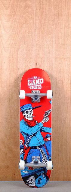 "Landyachtz 32"" Loco Longboard Complete"