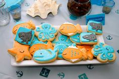 Under The Sea Birthday Party Feature