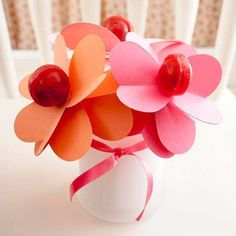 DIY Gifts : Mother's Day Crafts for Kids . Valentines Day Decorations, Valentines Day Party, Valentine Day Crafts, Holiday Crafts, Valentine Ideas, Holiday Fun, Kids Crafts, Mothers Day Crafts For Kids, Creative Crafts