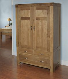 Best Rustic Wooden Wardrobe Plans for Natural House Look: Soft Blue House Interior Rustic Wooden Wardrobe Plans Wooden Floor ~ gnibo.com Wood House Designs Inspiration