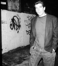 From playing underneath his dad's desk to bicycling through Manhattan, Kennedy Jr.'s life was on always on public display. Rose Kennedy, John Kennedy Jr, Carolyn Bessette Kennedy, Ted Kennedy, Jfk Jr, Jacqueline Kennedy Onassis, John Junior, John Fitzgerald, Jeans