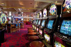 Le Casino Del Mar à bord de l'Horizon.