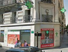 Pharmacie de Neuilly 43 Rue de Chartres  92200 Neuilly-sur-Seine