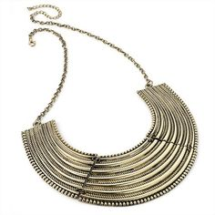 Minerva Collection Collar Fashion Necklace Antique Gold by Minerva Collection, http://www.amazon.co.uk/dp/B00AQ4NYOE/ref=cm_sw_r_pi_dp_yyW2qb1GTPYS5