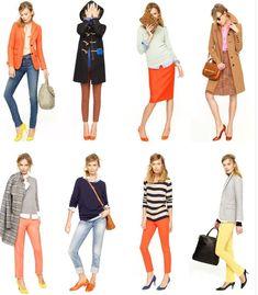 Прелесть стиля преппи в том, что такая одежда никогда не выйдет из моды (к слову о базовом женском гардеробе). Образ девушки в стиле преппи ни в коем случае не должен быть вызывающим, привлекающим излишнее внимание кричащими элементами – например, ярким макияжем, массивной бижутерией. Для стиля преппи в одежде обязательны прямые, четкие и простые линии кроя, дорогие качественные ткани. Одежда должна быть идеально подогнана по фигуре и выполнена из качественных материалов.