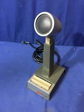 vintage turner plus 3 base station microphone ham or cb this was the mic i used with my cobra. Black Bedroom Furniture Sets. Home Design Ideas