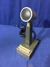 Vintage Turner Plus +3 Base station microphone. Ham or CB